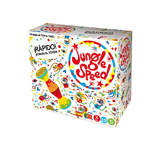 Jungle Speed | Juegos con cartas para toda la familia