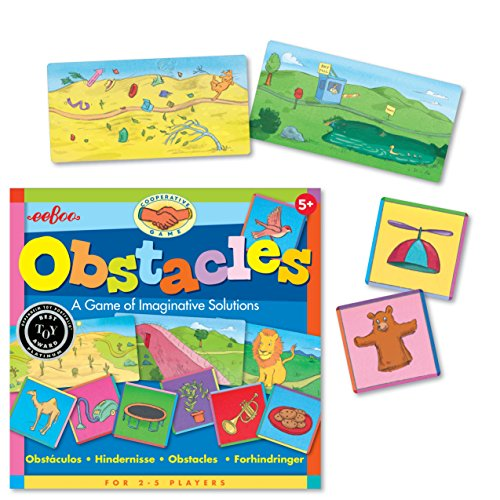 Obstacles de Eeboo