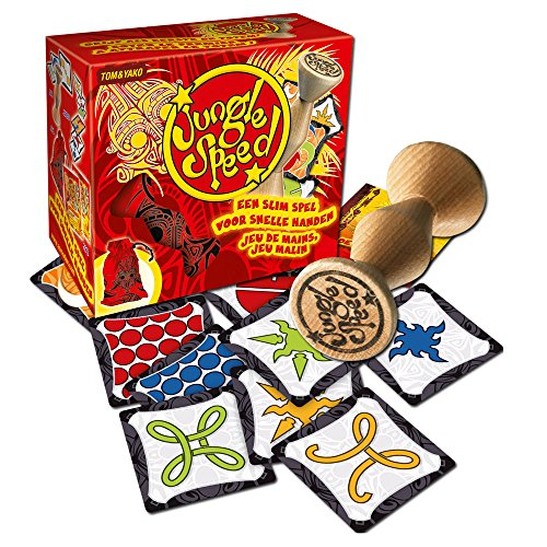 Jungle Speed - Juego de agudeza visual